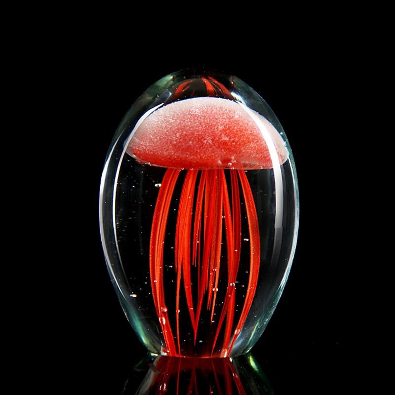 Ubur-ubur Kristal Kaca Buatan