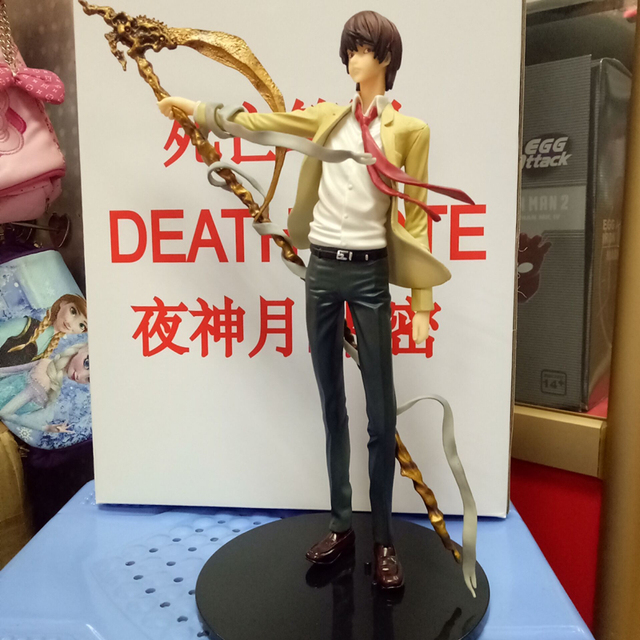 Death Note Action Figure Light Collectible Model Toy