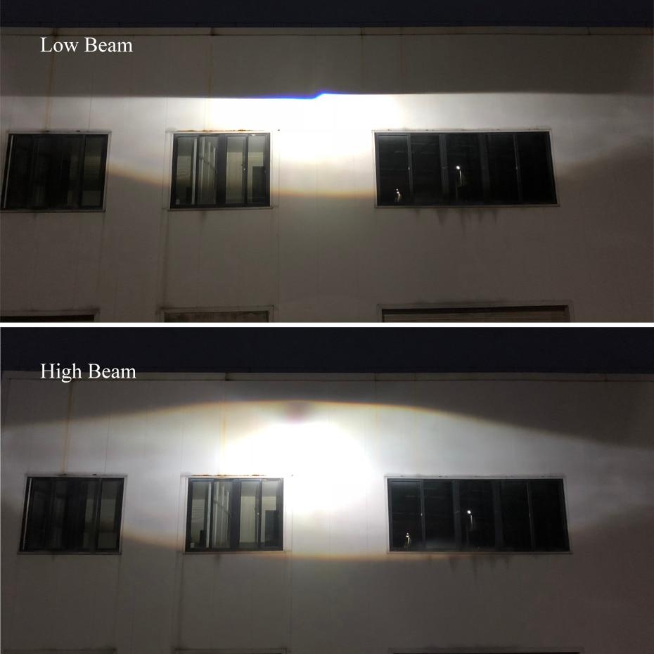 RONAN MINI H1 Bi Xenon Προβολέας προβολέας - Φώτα αυτοκινήτων - Φωτογραφία 5