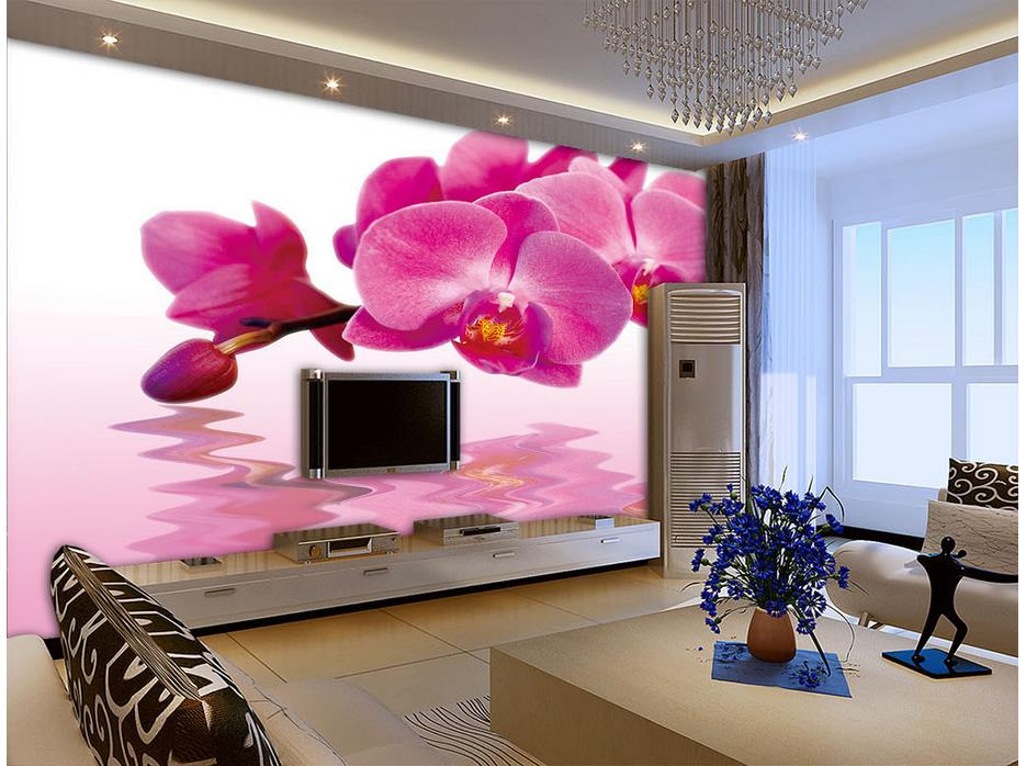 Aliexpress Com Buy Large Custom Mural Wallpapers Living: Aliexpress.com : Buy Custom 3d Photo Wallpaper 3d Wall
