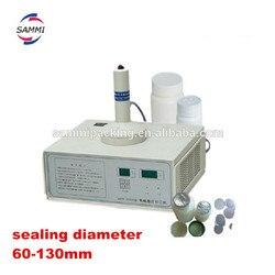 Portable medicine bottle sealer,aluminum foil sealing machine DGYF-500C 60-130mm