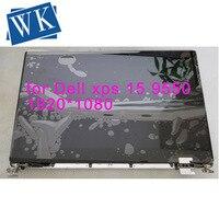 Dành cho Laptop Dell XPS 15 9550 9560 3840*2160 4K và 1920*1080 15.6