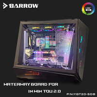 Barrow YGT20 SDB, Waterway Boards For In Win Tou 2.0 Case, For Intel CPU Water Block & Single/Double GPU Building
