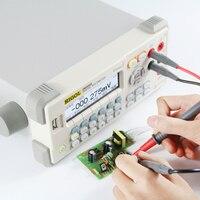 Rigol DM3058E 240,000 Count Bench top dual display digital multimeter USB