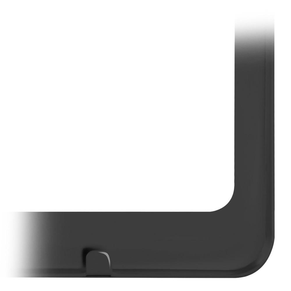 Awesome Matte Black License Plate Frame Component - Framed Art Ideas ...