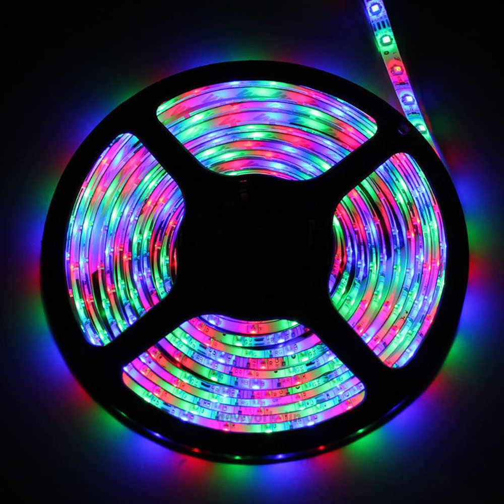 RGB LED Streifen 10M (2*5 M) SMD 3528 LED Licht IR Remote Controller 12V Power Adapter Flexible Licht Led Band Home Decor Remote @ D