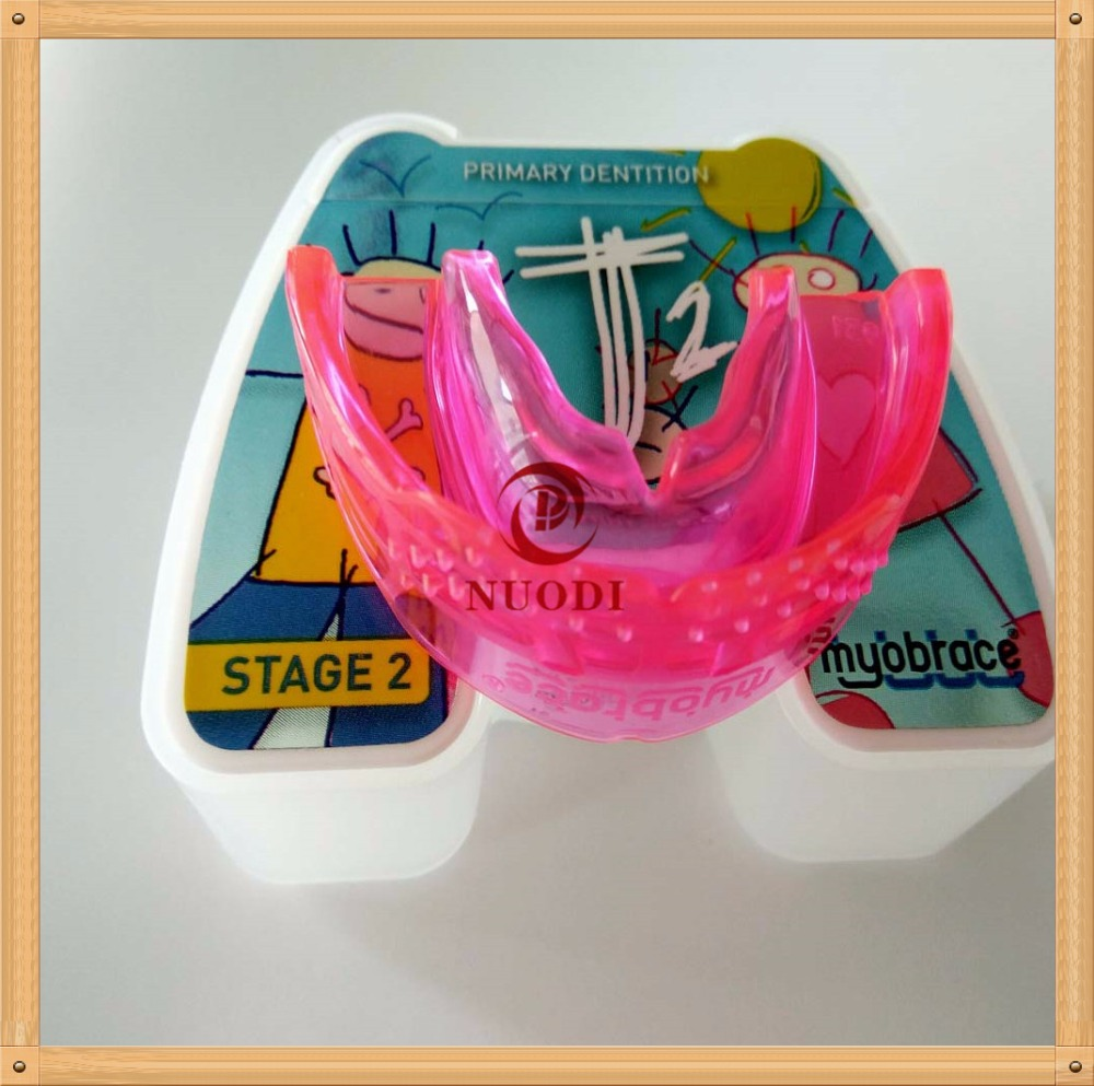 Teeth Trainer appliance J2 Blue/High Quality Australia Original Teeth Trainer Children Use J2 myofunctional infant trainer phase ii hard oringal made in australia infant primary dentition trainer girls