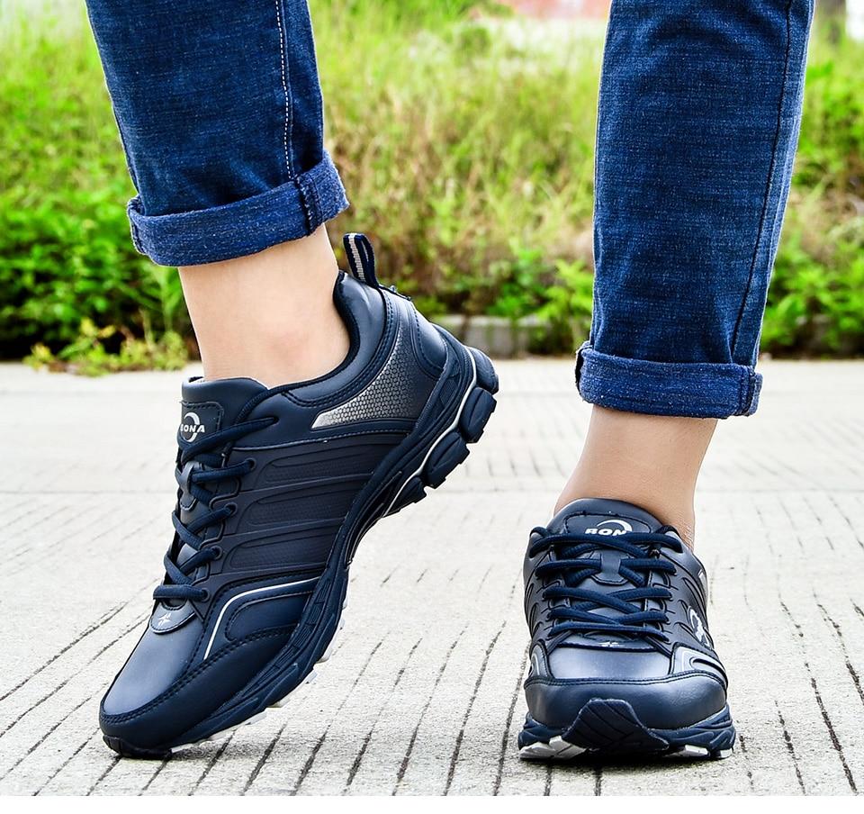 HTB1ZidQB4uTBuNkHFNRq6A9qpXaX BONA Men Casual Shoes Microfiber Man Flats Lace Up Breathable Men Fashion Classic Outdoor Shoes Zapatos De Hombre Free Shipping