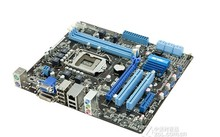 original motherboard for ASUS P7H55-M PLUS H55 support I3 I5 I7 Desktop motherboard 1156 DDR3 8GB uATX mainboard Free shipping