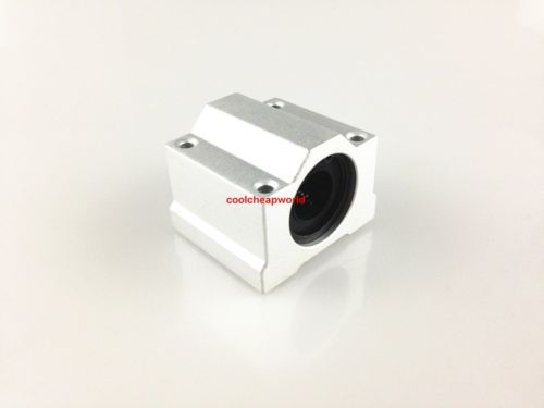 12pcs SC12UU SCS12UU 12mm Linear Ball Bearing Linear Motion Bearing Slide CNC