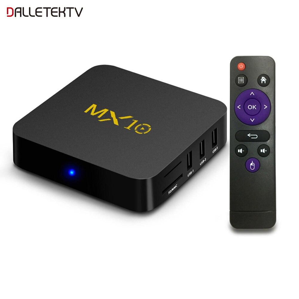 Tunisia QHDTV MX10 4G 32G IPTV Subscription Code Box Android 8.1 WiFi 4K H.265 Decoder France Arabic 1 Year Algeria Lebanon IPTV (9)