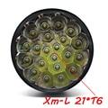 XM-L21 х T6 LED 35000 люмен Высокая мощность 5 Режимов Блики фонарик Факел Работает лампа прожектор accent свет кемпинг фонарь