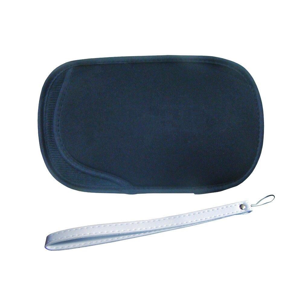 Strap Für Sony Psp Go N1000 Zur Verbesserung Der Durchblutung Methodisch Protector Soft Pouch Tasche Videospiele