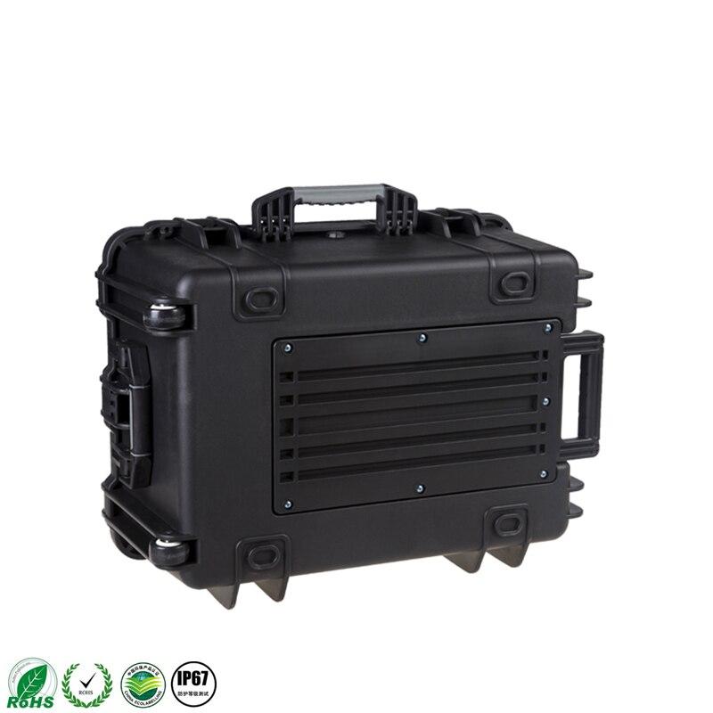 IP67 Waterproof USA Military Protective Standard Hard Plastic Heavy Duty Large Tool Case