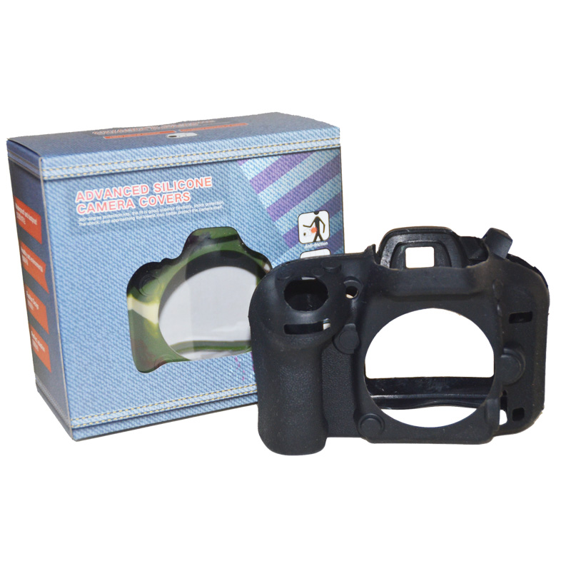 Nice Camera Video Bag For Nikon D600 D610 Silicone Case Rubber Camera case Protective Body Cover