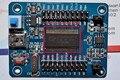 Livre Shipp IEZ-USB FX2LP CY7C68013A USB placa de núcleo placa de desenvolvimento analisador lógico USB serial I2C e SPI de alta qualidade Em estoque