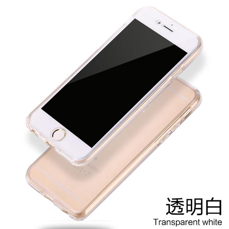 360 Full Body Cover TPU Silicone Cases For Xiaomi Redmi Note 4X Redmi Note 5A Pro Redmi 5A 5 Plus 4A 4X Mi A1 5X Mia1 Mi5x Case