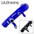 WLRING LOJA-Radiador Silicone Kit de Mangueira de Tubo De Admissão de Indução Turbo para IMPREZA GC8 EJ20 STI INDUÇÃO, VERES 5 ~ 6 WLR-LX-1861
