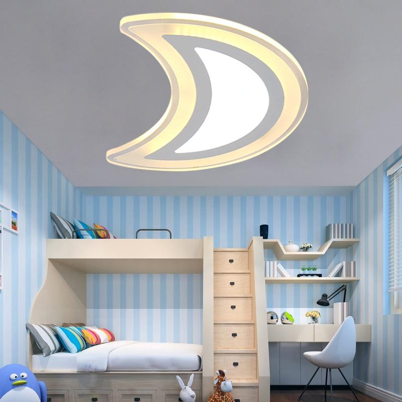 Children Lamp Bedroom Light Three Color Variable Light