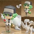 N Reshiram Monstruos Nendoroid 537 # Q Versión En Caja de PVC Figura de Acción de Colección Modelo de Juguete