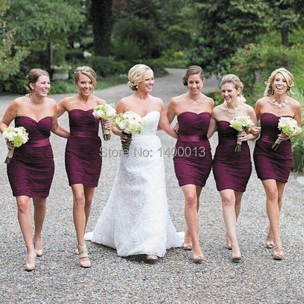 Vestidos para damas de honor 2015