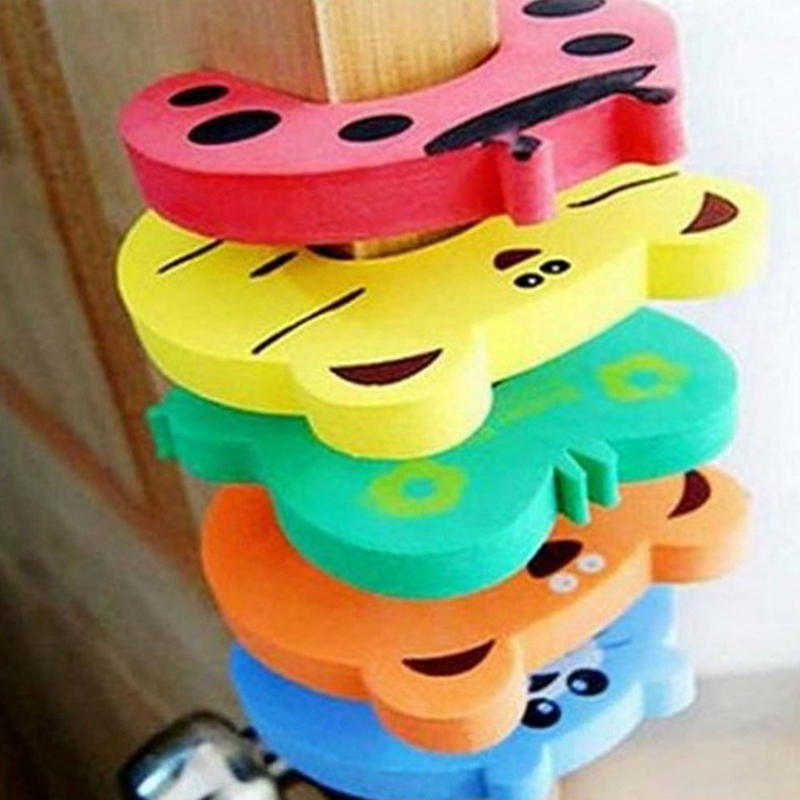 1-pc-protection-baby-safety-cute-animal-security-card-door-stopper-baby-newborn-care-child-lock-protection-from-children
