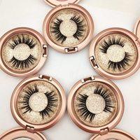 Buzzme KDS style 50 Pairs Wholesale 15 Style Eyelashes 3D faux mink lashes natural long silk lashes makeup eyelash