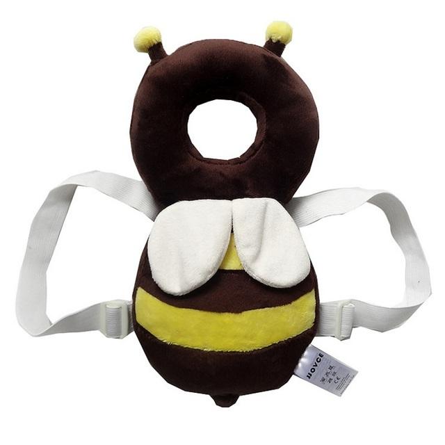 Encosto de cabeça neck pillow almofada proteção para a cabeça do bebê travesseiro infantil criança aprender andar asas gota resistência de enfermagem almofada macia