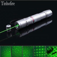 Professional 532nm Laser Green Pointer Waterproof High Power Lazer Laser Pointer With Charger And Battery
