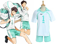 Karasuno High School Uniform Haikyuu!! Oikawa Tooru Cosplay Costumes Shirts And Pants Set