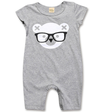 Kids Baby Girl Boy Clothes Cartoon Romper