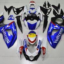 Комплект обтекателей Кузов ABS moto rcycle moto для Suzuki GSX-R1000 GSXR1000 GSXR 1000 K9 2009 2010 2011 2012(инъекция литье