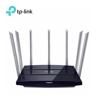 TP LINK WDR8400 Wireless Wifi Router AC2200 802.11ac 2.4GHz & 5GHz TP Link TL WDR8400 Expander 7*5dBi Antenna Wi fi Repeater