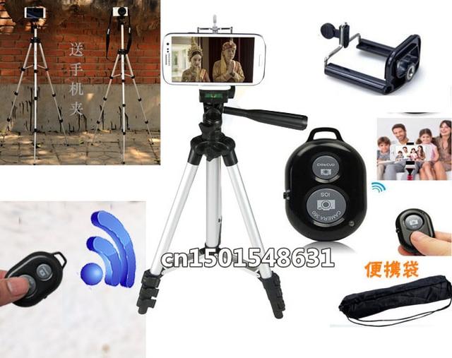 Universal flexible wt a tragbare kamera stativ für sony canon
