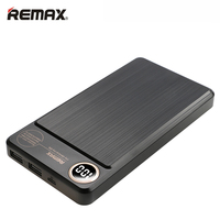 REMAX RPP 59 Power bank 20000mAh Dual USB Fast Polymer battery External Battery Charger Mobile Phone Portable Charging Powerbank