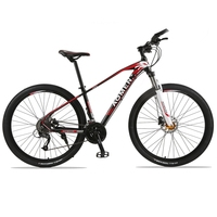Горный велосипед дорожный мотоцикл 27 Скорость 3 говорил 29 дюйм(ов) колеса двойной дисковый тормоз Алюминий рама MTB жесткий каркас сопротивле