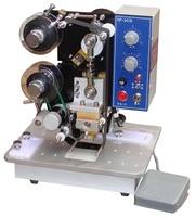 Novo produto máquina de impressão da data  quente da folha de impressão para o saco de plástico