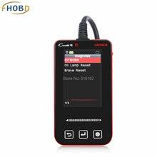 Launch X431 Creader VII OBD2 OBD Compatible for Citroen C4 C5 Picasso Car Detector Car Scanner Update Online