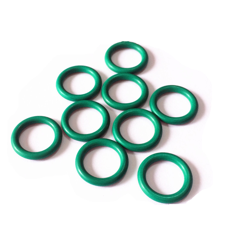 100pcs/lot 2mm Thickness 8-22mm Outside Dia. Green Viton FKM Fluorine Rubber O-Ring Oil Seal O Ring Gasket Repair Tool parts 10pcs lot 9x5x2 mm o rings rubber sealing o ring 9mm od x 2mm cs