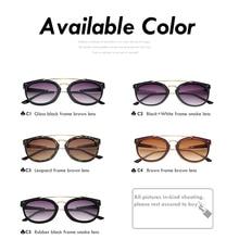 db8717befe Retro Vintage Double Bridge Sunglasses Women Brand Designer Fashion Glasses  2016 NEW Super Eyewear High Quality Oculos UV400