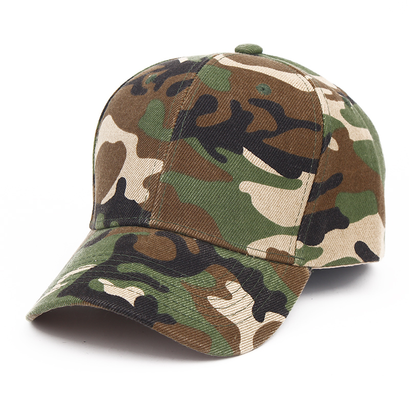 a208c7bc96a65 2017 new Men Army Cap Camouflage Hats Baseball Casquette For Men Hunting  Camouflage Cap Women Blank Desert Camo Hat-in Baseball Caps from Apparel ...