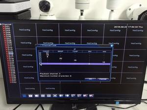 Image 3 - تكنج كامل HD 32 قناة 1080P CCTV NVR 8CH * 5 متر/16CH * 4 متر/32CH 2MP/32CH 1.3 متر ONVIF P2P كشف الحركة HDMI CCTV مسجل فيديو