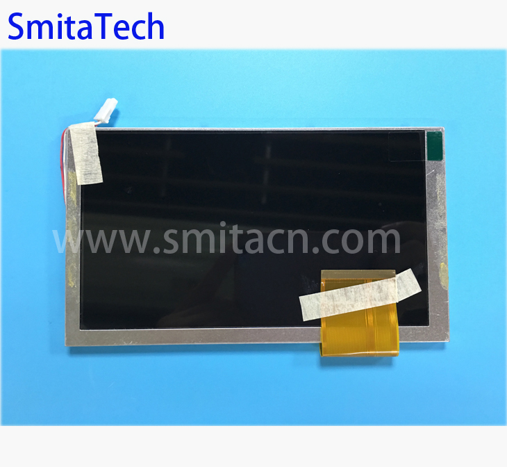 6.2 inch LCD display TM062RDH03 module For car DVD navigation replacement screen panel