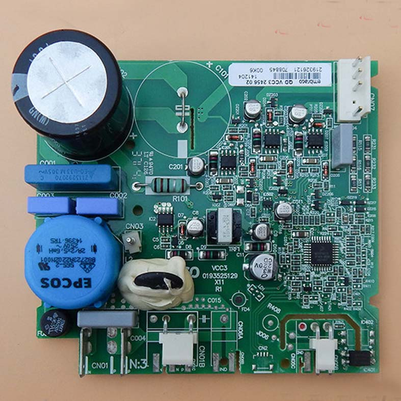 NEW Original Frequency Conversion Board EECON-QD VCC3 2456 95 0193525078
