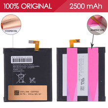 Allparts TESTED LIS1546ERPC 2500mAh Li-ion Mobile Phone Battery For Sony Xperia T3 Battery M50W C3 S55T S55U Replacement Parts