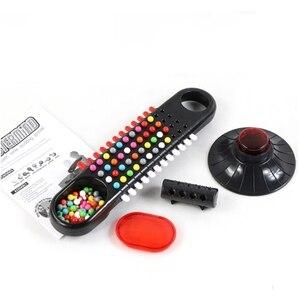 Классический код Mastermind растрескивание бисера игра Дети образовательный пароль Toy-m15