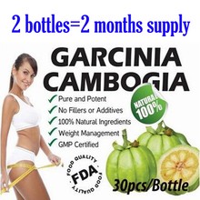 60 Caps for 2 months USE! Garcinia cambogia weight loss diet supplement Burn Fat ( 75% HCA ) Slimming for women 050