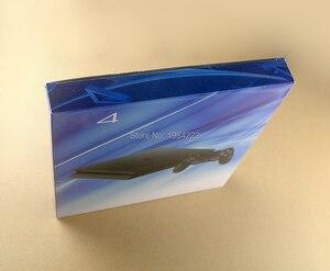 Image 4 - ブランド新プレイステーション4スリムハウジングシェルケースカバーためPS4スリムゲームコンソールの高品質の交換