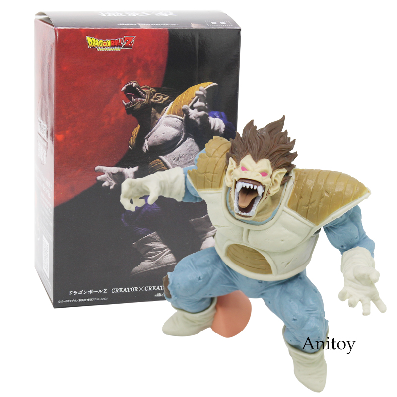 Dragon Ball Z CREATOR X CREATOR OHZARU VEGETA PVC Action Figure Collectible Model Toy 2 Styles 1