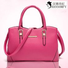 Woman Package Cross Grain New Pattern Fashion Portable Woman Package Single Shoulder Messenger Ma'am Bag Kylie Package